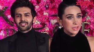 Kartik Aryaan on Sara Ali Khan wanting to date him   Karisma Kapoor on Rishi Kapoor's health - ZOOMDEKHO
