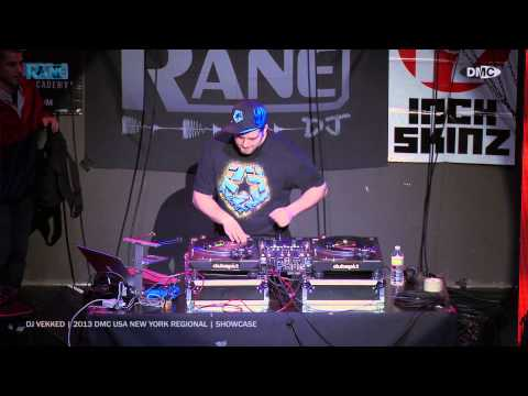 DJ Vekked || 2013 DMC USA New York Regional || Showcase