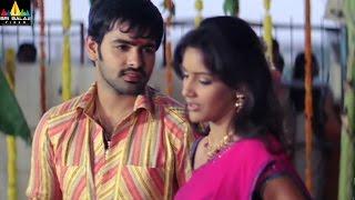 Rama Rama Krishna Krishna Movie Scenes | Ram and Priya Anand at Temple | Sri Balaji Video - SRIBALAJIMOVIES