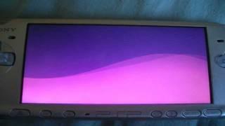 How To::Hack PSP 1000/2000/3000/PSP GO