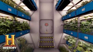 Ancient Aliens: Growing Food and Terraforming on Mars (Season 11, Episode 2) | History - HISTORYCHANNEL