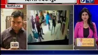 Bank robbery in Delhi's Chhawla area | दिल्ली के छावला में बैंक लूट की वारदात - ITVNEWSINDIA