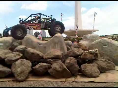 ProRock Engineering - Rock Crawler Vehicle with 450HP LS1 Engine.