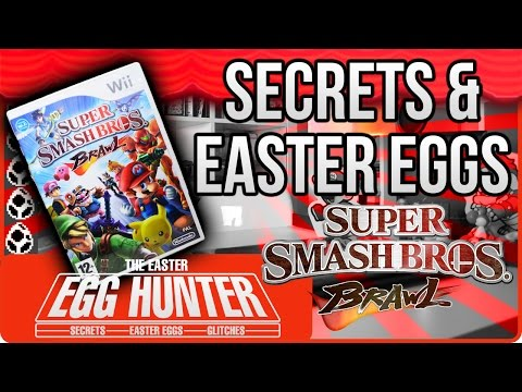 The Easter Egg Hunter: Super Smash Bros Brawl Secrets