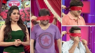 Jabardasth - జబర్దస్త్ - 14th May 2015 || fatafat fun round - MALLEMALATV