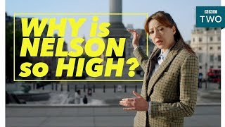 Why does Nelson live in the sky? - Cunk On Britain - BBC Two - BBC