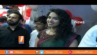 Singer Manisha Launches Oye Lassi Store In Hyderabad | Metro Colours | iNews - INEWS