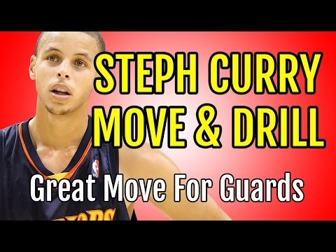 How To Play Basketball - Basketball Drills For Point Guards | Stephen Curry Moves To Create Space