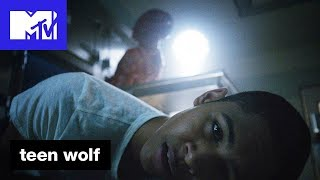'Aaron Searches The Morgue' Official Sneak Peek | Teen Wolf (Season 6B) | MTV - MTV