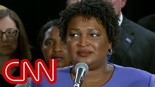 Stacey Abrams ends bid for Georgia governor - CNN