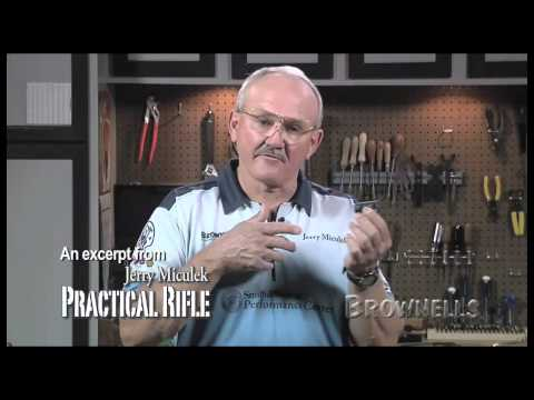 Brownells - Jerry Miculek Practical Rifle DVD Segment, Flash Suppressors & Compensators, D1S3s2