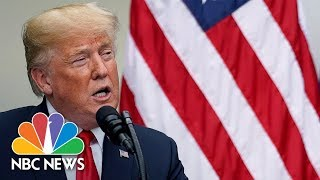 Watch Live: President Trump participates in bill signing - NBCNEWS
