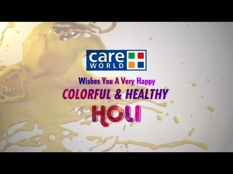 Safe holi tips by Dr. Monica Kapoor