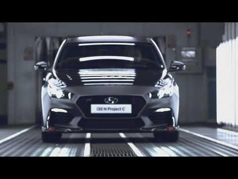 """Autoperiskop.cz  – Výjimečný pohled na auta - Hyundai i30 N Project C slaví světovou premiéru na Frankfurtském autosalonu 2019: Speciální úpravy pro originální ikonu """"Namyang + Nürburgring"""""""