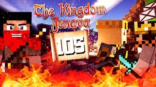 Thumbnail van [The Kingdom Jenava] #105 DE STRIJD OM OUD JENAVA!