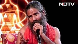 Campaign For BJP Next Year? Ramdev's Response - NDTV