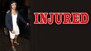 Varun Dhawan injures himself on the sets of 'ABCD 2' | Bollywood News