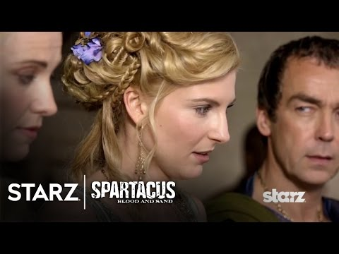Spartacus: Blood and Sand - Ilithyia as Future Domina?