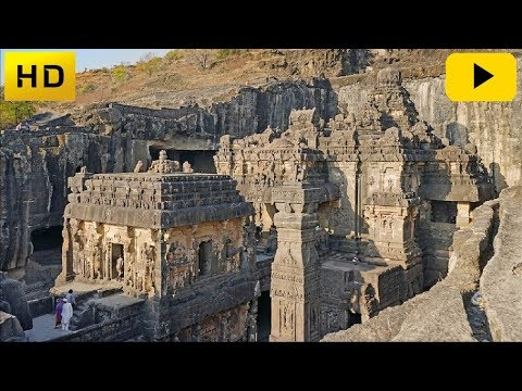 Ellora Caves Documentary 2019 The Mind-Boggling Rock Cut Temples of India