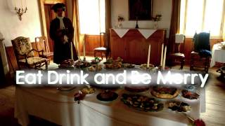 Royalty Free :Eat Drink and Be Merry