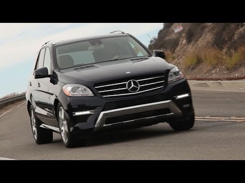 2014 Mercedes-Benz ML350 BlueTEC Review - TEST/DRIVE