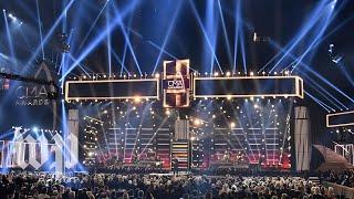 'Let the music unite us': CMA Awards honors Thousand Oaks shooting victims - WASHINGTONPOST
