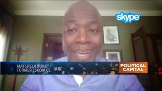 Matshela Koko defends his record at #Eskom, attacks Gordhan - ABNDIGITAL