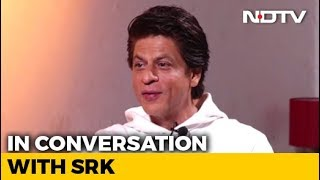 Shah Rukh Khan On 'Zero' And His Career Choices - NDTV