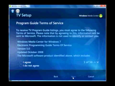 How to Watch Satellite TV Using Windows Media Center and a TV Tuner
