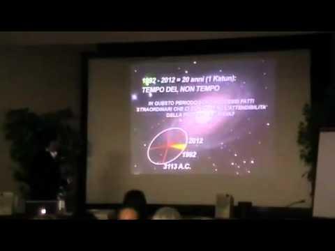 dai Maya al  2012 bello!!! Pier Giorgio Caria conferenza Palermo12-02-2012.