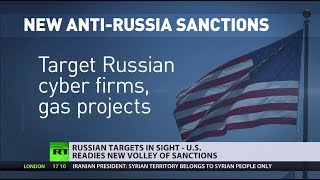 Russian targets in sight – US readies new volley of sanctions - RUSSIATODAY