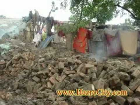 Is Charsadda district fully destroyed? Very sad video