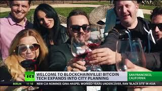 Cryptolium: Blockchain giants plan to build city of future in Puerto Rico - RUSSIATODAY