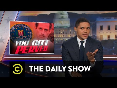 The Daily Show - The FBI (Once Again) Examines Hillary Clinton's Emails