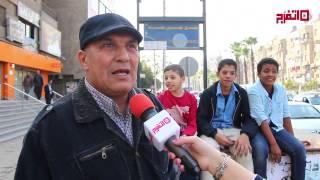 سألنا سكان شارع الهرم : هتعمل ايه في سنوات حفر المترو ؟