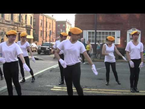 Memorial Day Parade in 90 seconds - Hoboken 2013