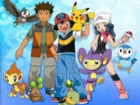 Pokémon - Úvodní znělka - Pisníčka