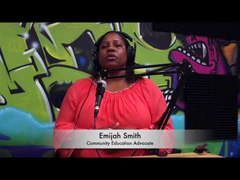 Emijah Smith responds to victim shaming by local media and outlines her community work.
