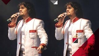 Sonu Nigam gives fellow passengers a singing surprise | Bollywood News | #TMT