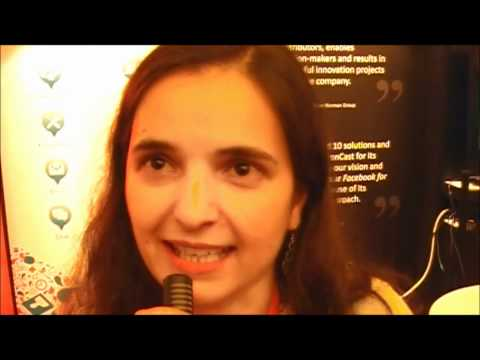 #sbf12 - Interview Series: Ana Silva, Sonae Industria