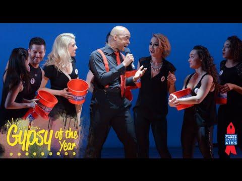 Broadway Cares Bucket Brigade - Gypsy of the Year 2014