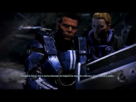 Let's Play Mass Effect 3 (With Blind DLC) Episode 6 - Hi Garrus