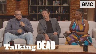 'Martha & the Alligator Will Die' Sinbad's Predictions Ep. 829 | Talking Dead - AMC