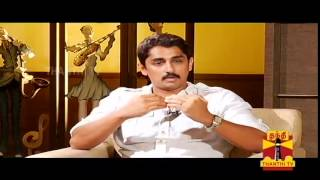 Interview with Siddharth – Thanthi tv Deepavali Special Show 22/10/2014 Thanthi tv Diwali Special Program