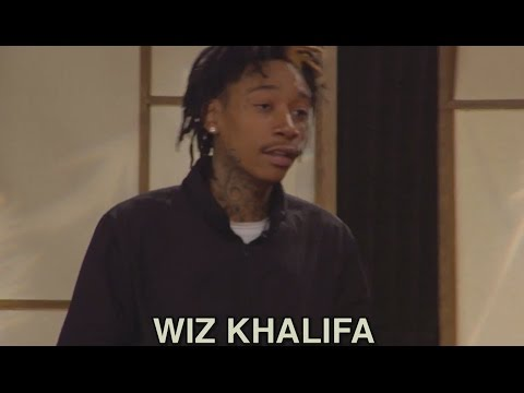 Wiz Khalifa - Wiz Khalifa's Insane Interview On