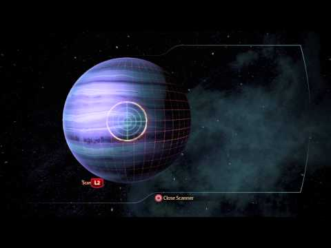 Mass Effect 3 Scanning Guide -- Ismar Frontier