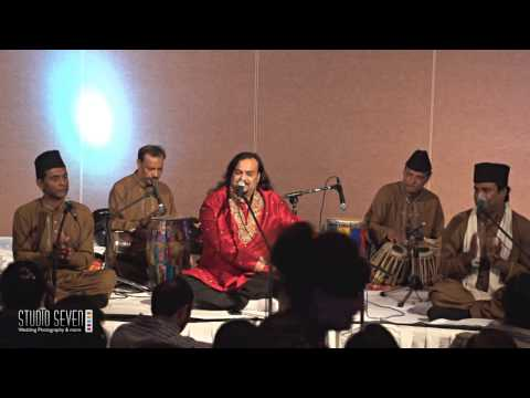 Amjad Sabri Qawal in Chicago Nov 23, 2013 Part 2