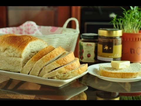 Simple Home Made Bread - Soft & Delcious -For beginners! | RecipesAreSimple