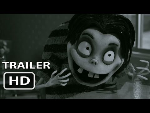 Frankenweenie Trailer 2