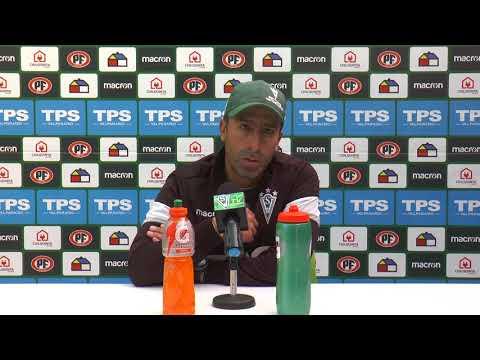 WanderersTV: Conferencia Moises Villarroel 23/05/2018